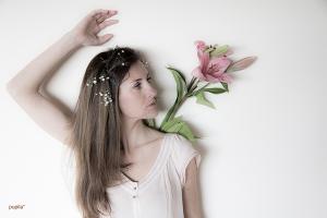 maria pose lilium